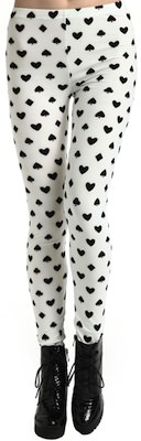 Playing Card Symbols Leggings