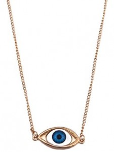 Angel Eye Pendant Necklace