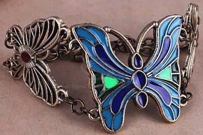 Butterfly Braclet