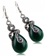Water Drop Style Earrings