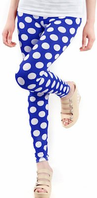 Big Polka Dot Leggings