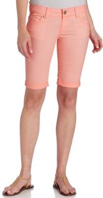 U.S. Polo Assn. Orange Bermuda Shorts
