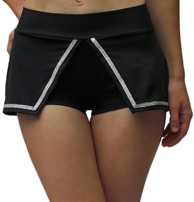 Shorts With Skirt