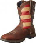 Durango Lady Rebel Flag Cowboy Boots