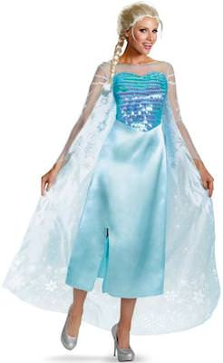 Frozen Elsa Women's Dress