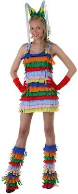 women's Sexy Piñata Costume
