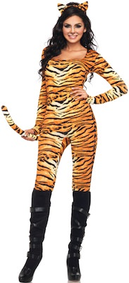 wil tiger jumpsuit costume