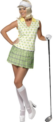 Golf Costume for Halloween