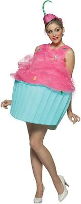 Women's Cupcake Costume