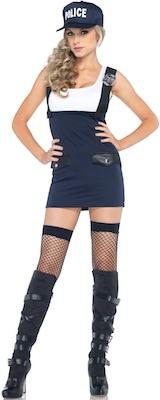 Women's Sexy Police Costume