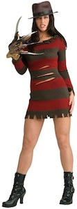 Miss Freddy Krueger costume
