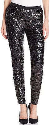 women's French Connection Squin Sparkle Pants