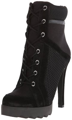 Nine West Black Sporty Heels