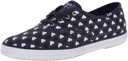 Keds Taylor Swift Champion Hearts Fashion Sneakers