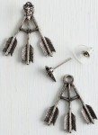 Pointing Arrow Earrings