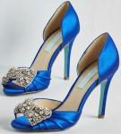 Sapphire Dancing Gleam Heels