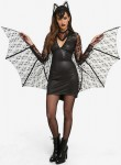 Women's Bat Costume Dress