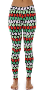 Women's Christmas Tree Leggings