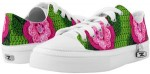 Women's Zipz Floral Knitting Shoes