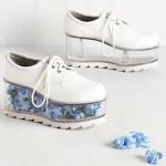 Fillable Platform Shoes