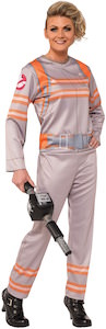 Women's Ghostbusters Jumpsuit Costume
