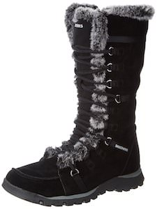 Sketchers Women's Winter Boots With Fur