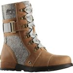 Sorel Major Carly Two Tone Boots