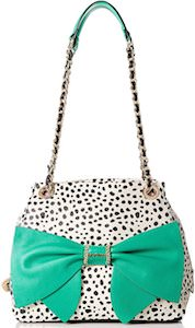 Betsey Johnson Oh Bow Handbag