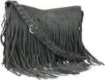 Hippie Tassel Style Hobo Bag