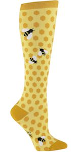 Beehive Knee Socks