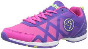 Women's Zumba Flex II Dance Shoes