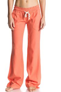 Roxy Ocean Side Linen Pants