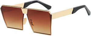Oversized Square Sunglasses (come in many colors)