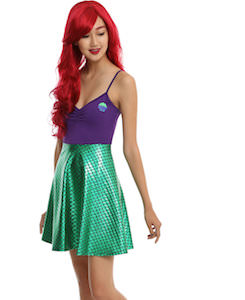 Women's Mermaid Dress