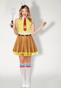 Women's SpongeBob Halloween Costume Dress