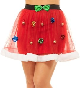 Tulle Christmas Skirt