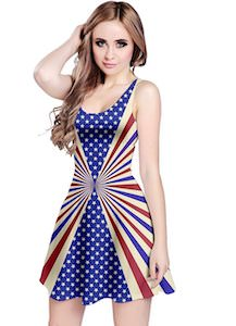 Stars And Stripes Dress