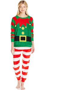 Women's Elf Pajama