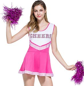 Cheerleader Halloween Costume