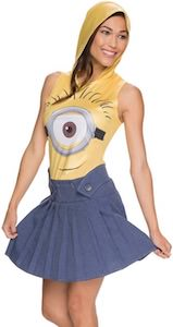 Minion Dress Costume for Halloween