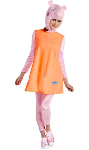 Peppa Pig Women's Mummy Pig Costume