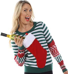 Women's BYOB Christmas Sweater