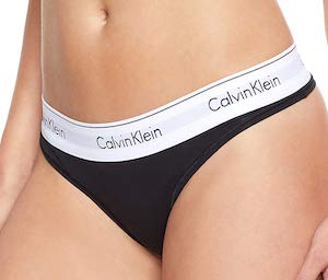Calvin Klein Cotton Thong Panties