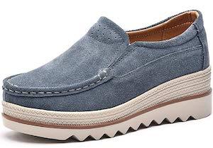 Women's Platform Loafers