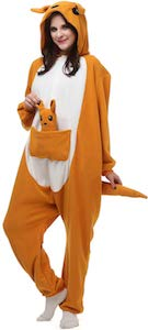 Kangaroo With Baby Onesie