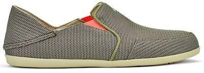 Mesh Slip On Shoes