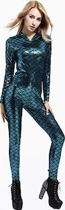 Mermaid Full Bodysuit