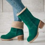 Women's Foldable Snow Boot