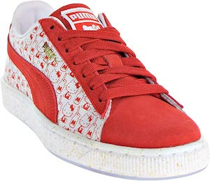 Puma Suede Hello Kitty Sneakers