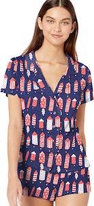 Women's Fireworks Pajama Set